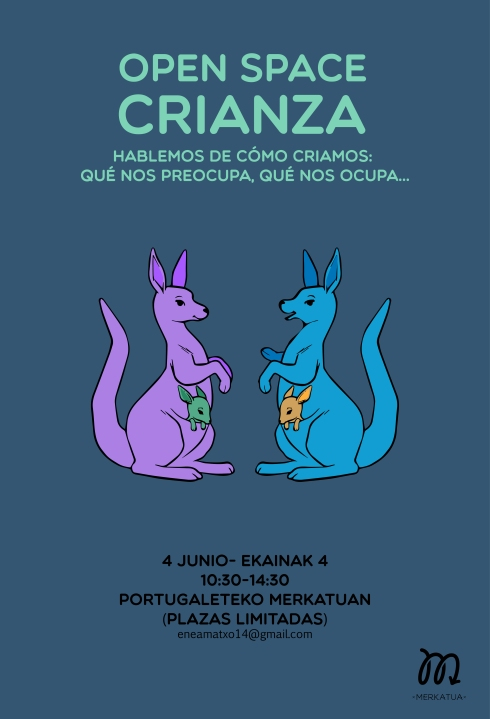 cartel open space crianza definitivo