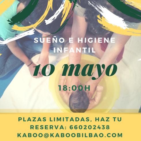 10 MAYOsueño e higiene infantil